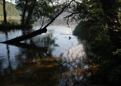 Rzeka Marózka